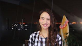 """1st Album""""Hello! My name is Leola.""""を今すぐ買う/聴く!➢ https://leo..."""
