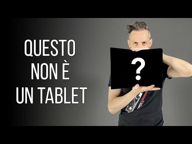 Questo non è un tablet... ma è fighissimo!