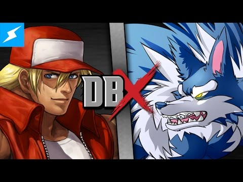 DBX: Terry Bogard VS Jon Talbain (King of Fighters VS Darkstalkers)