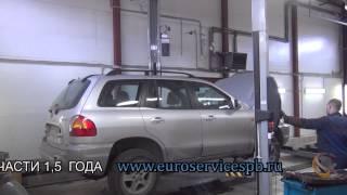 Установка пламегасителя вместо катализатора Hyundai Santa Fe(Установка пламегасителя вместо катализатора Hyundai Santa Fe Наша компания уже более 8 лет успешно оказывает..., 2014-04-21T02:14:46.000Z)