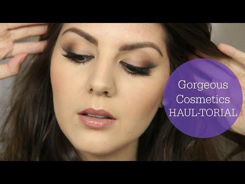 Gorgeous Cosmetics 'Haultorial'  // One Brand Makeup Tutorial