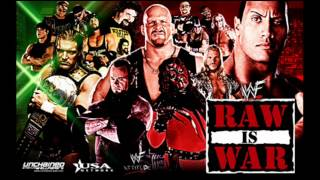 "WWF - Raw Is War! Theme Song - ""Thorn In Your Eye"""