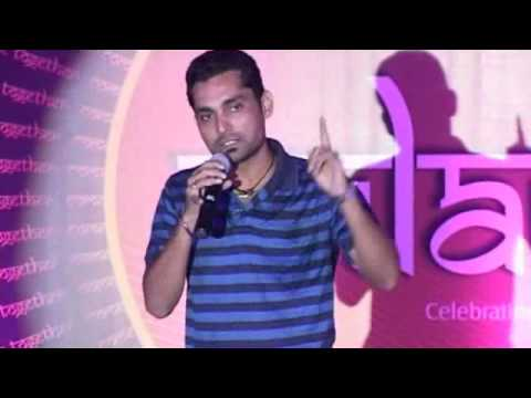Stand Up Comedy by Vikas Kalra @Milan-Celebrating Together