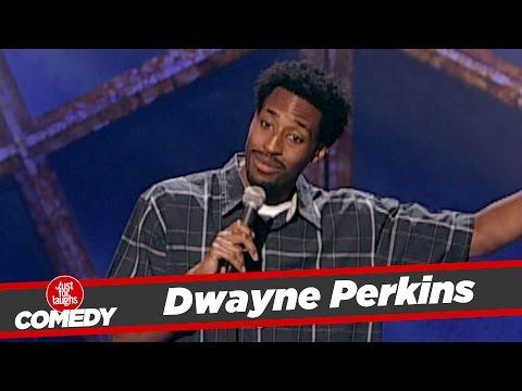 Dwayne Perkins Stand Up - 2004
