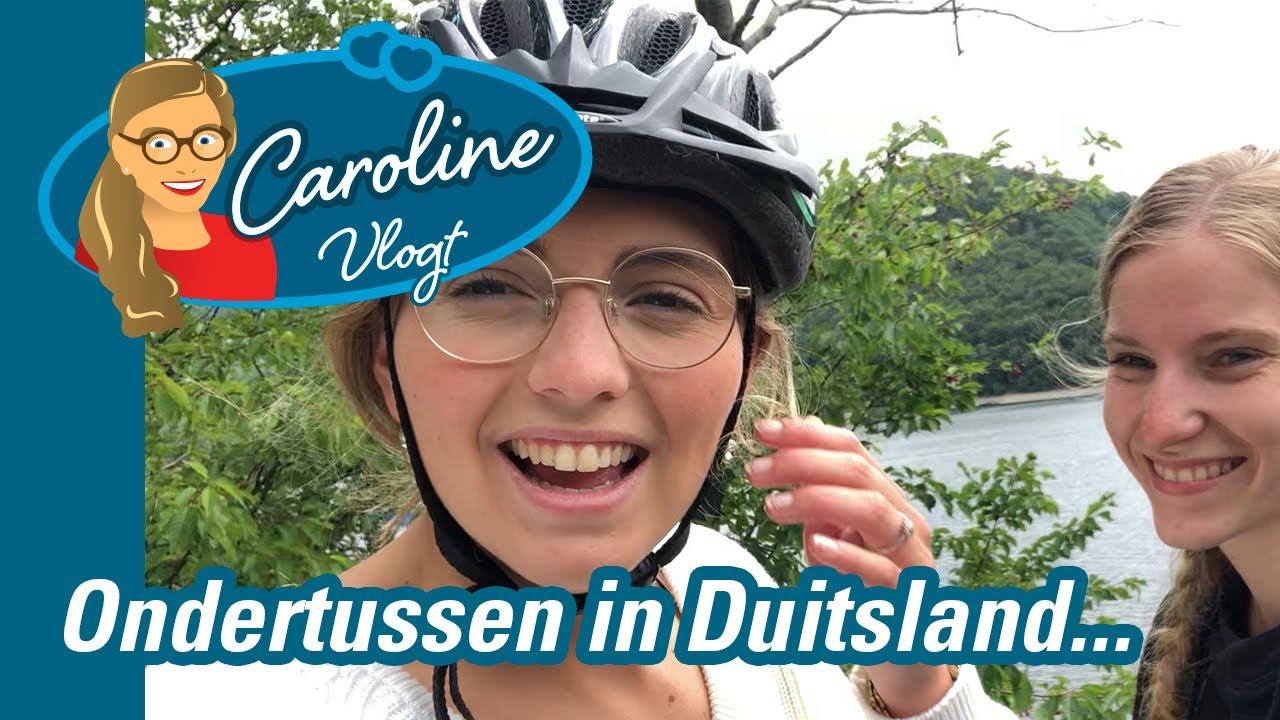 De LAATSTE weekvlog! Op vakantie met Hannah | Caroline vlogt #45