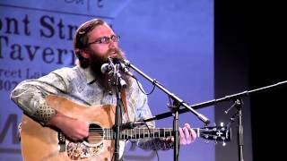 "Jeff Daugherty performs ""Song for Papa"" at Ignite Laramie 2014"