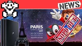 Sony kündigt großes an! / Mario Odyssey vielerorts ausverkauft! - NerdNews #187