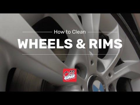 How to Clean Aluminum Alloy Wheels & Rims - Oil Eater