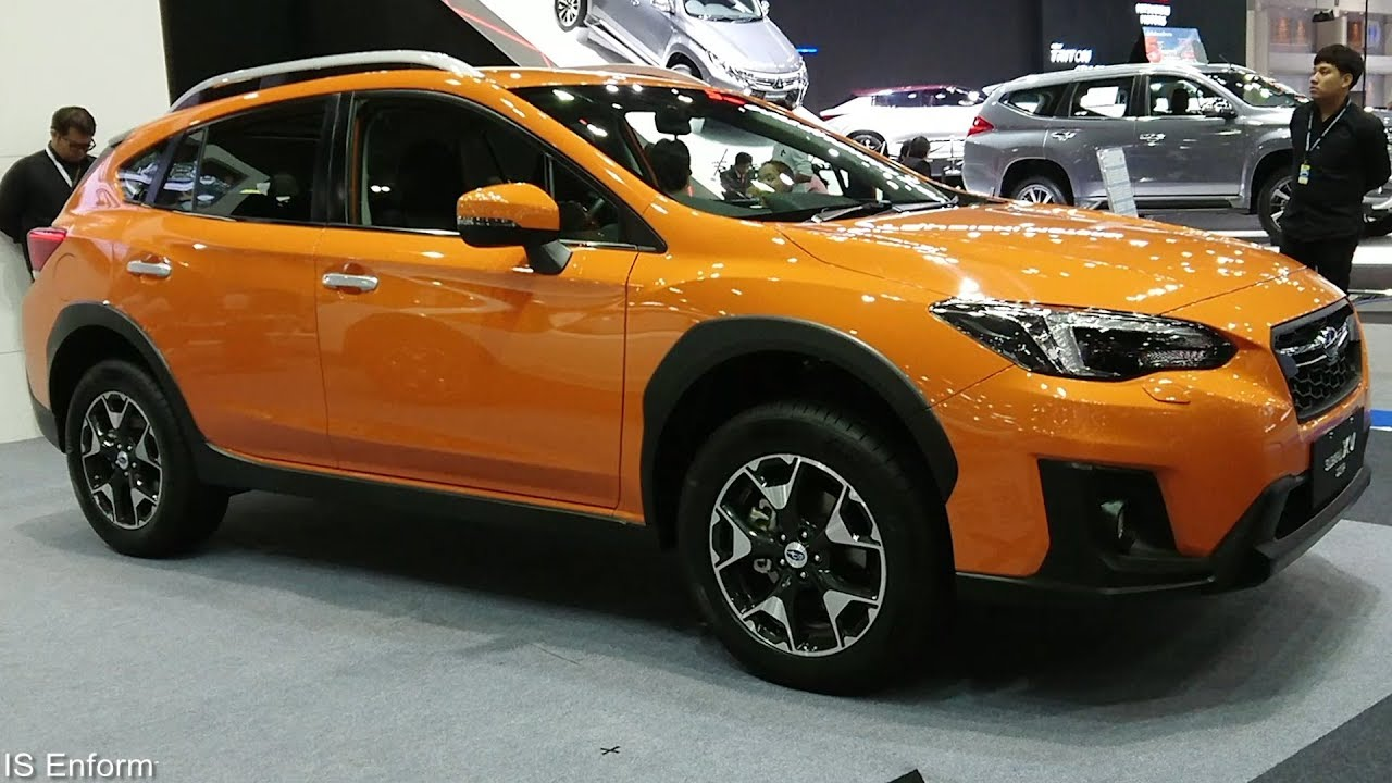 Subaru XV 2.0 i-P AWD