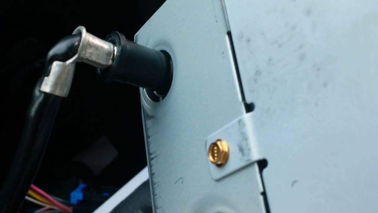 2010 Chevrolet Malibu Radio  Stereo
