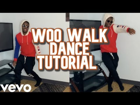 "HOW TO DO: Woo Walk Dance ""DANCE TUTORIAL"" 