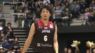 勝負の分かれ目は第4Q・・・日本代表vs韓国代表(2018.6.17)