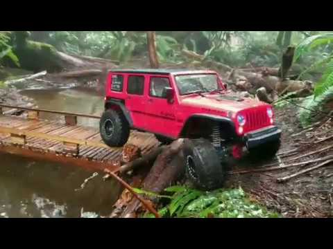"Trx4 * HPI Toyota Venture * Scx10""ll * Ascender Scale Group Trailing."