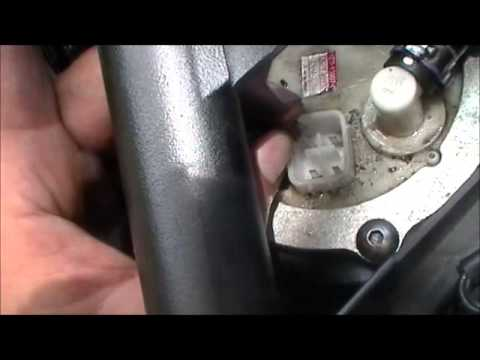 Raider/Roadliner/Stratoliner fuel pump fix - YouTube