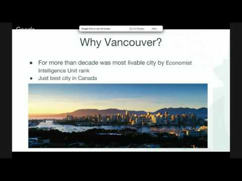 Immigration to Vancouver, Canada for tech talents UA edition
