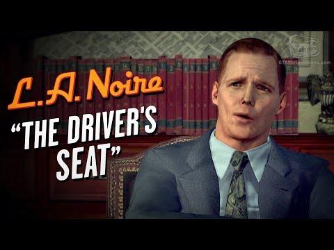 LA Noire Remaster - Case #5 - The Driver's Seat (5 Stars)