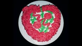 Electric Beater Chara Butter Cream Frosting|Birthday Cake Decoretion er Shohoj Upay