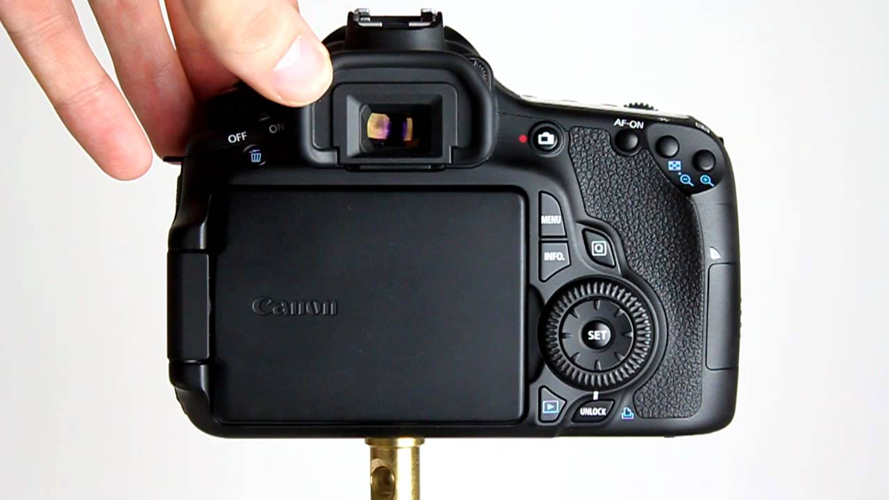 canon eos 60d tutorial 1 an introduction to the camera youtube rh youtube com EOS 60D Accessories Canon EOS 60D Manual