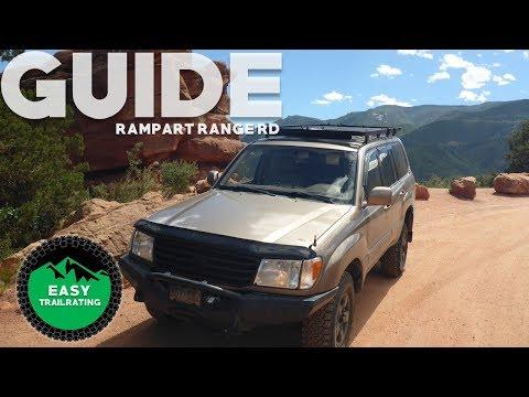 Rampart Range/Forest Road 300, Colorado