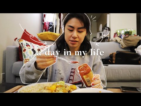(a Day In My Life Vlog) The One Where She Tries To Be An Adult