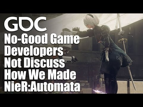 A Fun Time in Which Some No-Good Game Developers May or May Not Discuss How We Made NieR:Automata