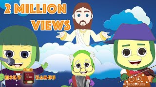 God Is So Good I Bible Rhymes Collection I Bible Songs For Children   Holy Tales  Bible Songs