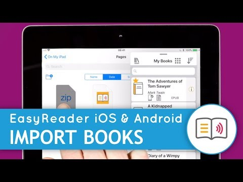 Read Accessible Books Anywhere, with EasyReader thumbnail