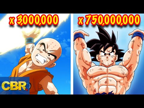 All The Main Dragon Ball Techniques Explained