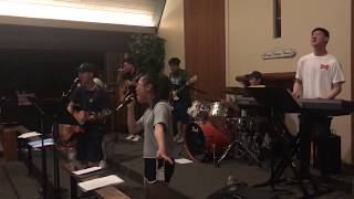 What a Beautiful Name w/ Break Every Chain by Hillsong - IBC Summer Retreat 2018
