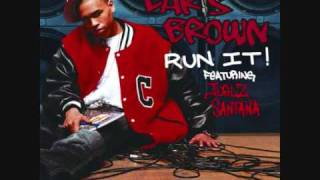 Chris Brown Run It Instrumental