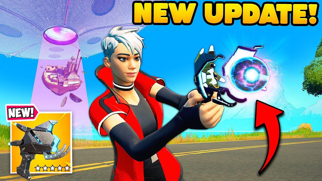 The FORTNITE MAP is OFFICALLY CHANGING!! - Fortnite Fails and Funny Moments! #1329