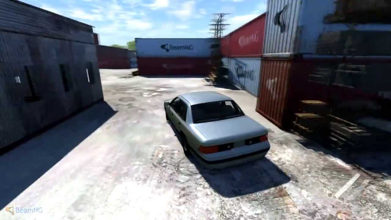 Demo version of BeamNG.drive , a(n) racing game, technological, for PCs and laptops with Windows systems. Free and legal download.Technology Demo of the game. BeamNG drive, driving simulator sandboksowego from an independent study  BeamNG.