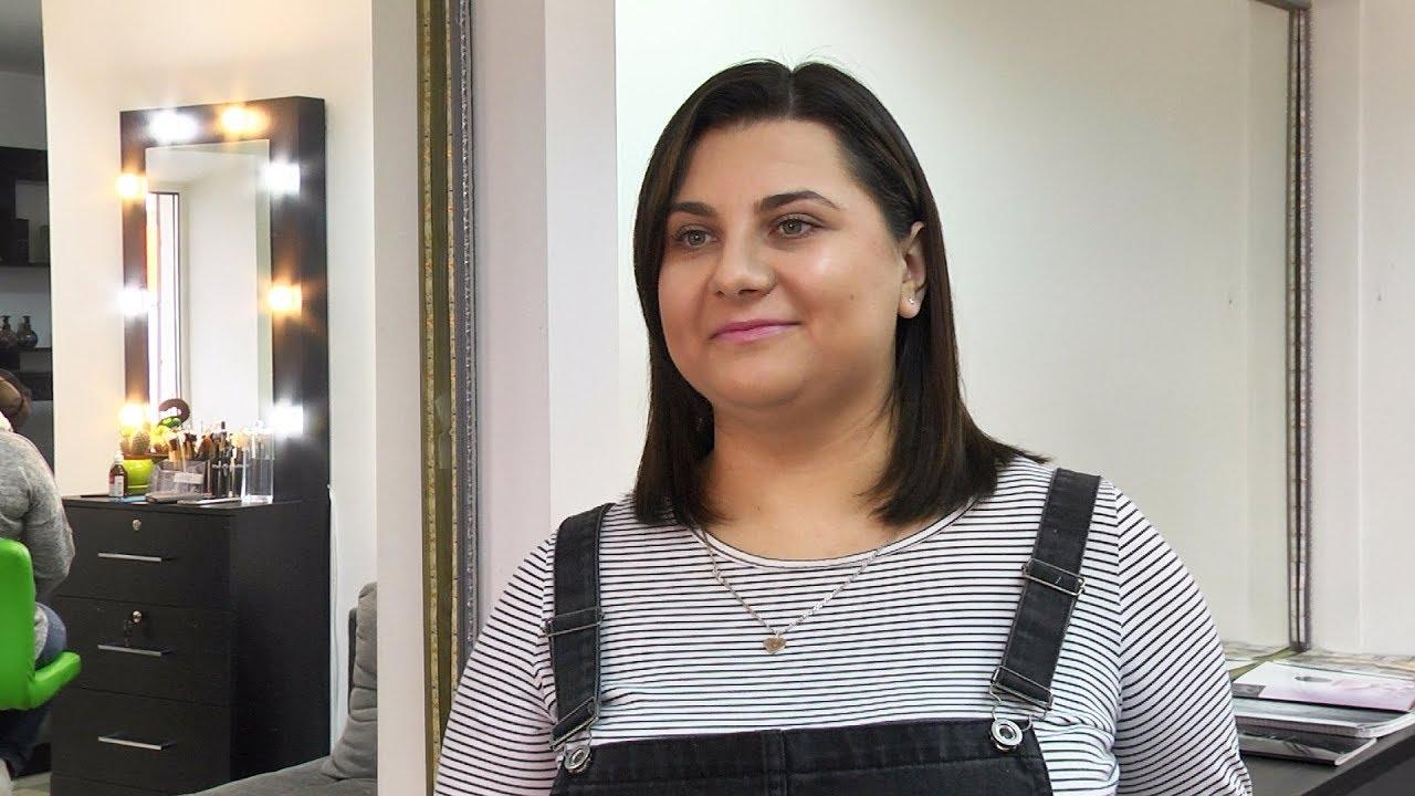 Прикарпатка стала призеркою Чемпіонату України з перукарського мистецтва (відеосюжет)