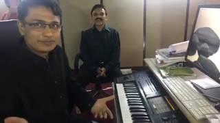 Session with Atul Raninga Piano lessons.