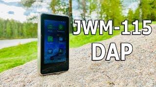 АУДИОФИЛЬСТВО.ЗАКРЕПЛЕНИЕ🚀Hi-Fi DAP JWD JWM-115 Аудиоплеер для ценителей.Дёшево=Хорошо.FLAC WAV DSD