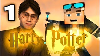 HARRY POTTER IN MINECRAFT! [Animation Parody]