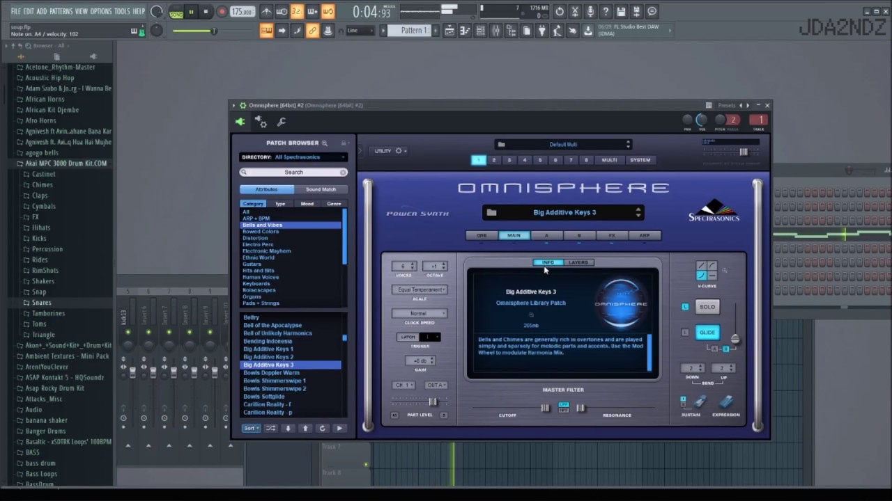 omnisphere download fl studio crack