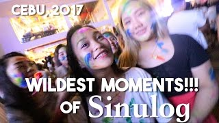 SINULOG Party Gets Out of Control!!! (Cebu, Philippines 2017)