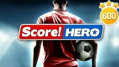 Score! Hero - Level 600 - Last Level - 3 Stars