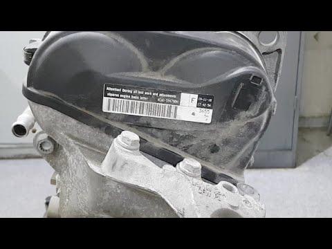 CWVA разборка двигателя