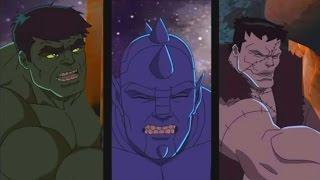 Халк и агенты СМЭШ - Крушащая команда - Сезон 2, Серия 3 | Marvel Хеллоуин