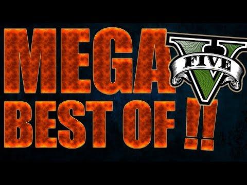 BEST OF GTA 5 (Alle Highlights) | MEGA LUSTIG! | Kevinho90