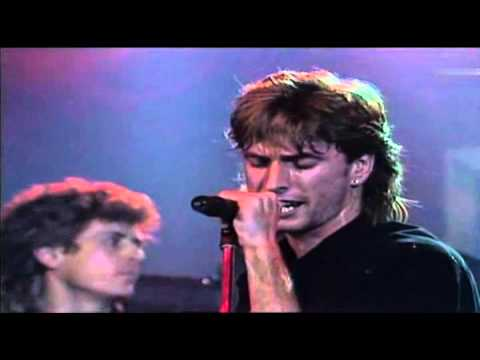 Fixx - Red Skies 1984