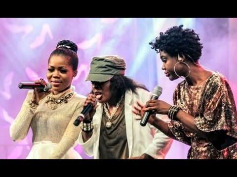 Mzbel & Akosua Agyepong - Performance @ Becca Girl 2014 | GhanaMusic.com Video