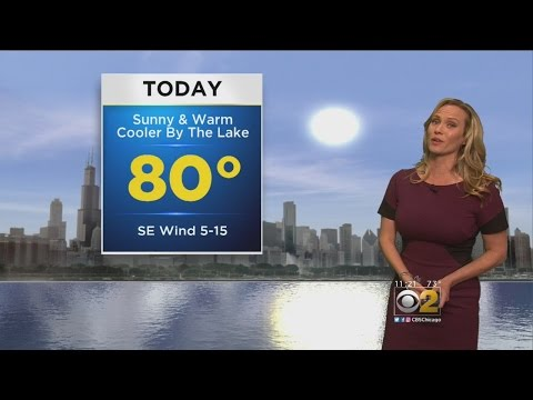 CBS 2 Weather Watch (11AM, May 15, 2017)