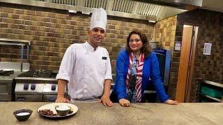 cooking class goan curry by chef manish at spice studio alila diwa goa
