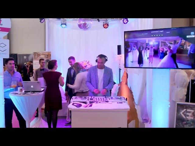 yourevent.hu / több mint DJ @ Hungexpo - Őszi Esküvő Kiállítás 2018
