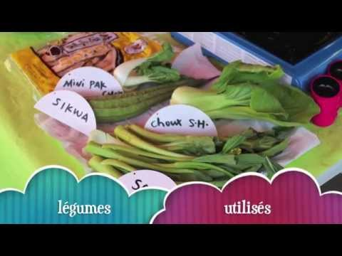 Comment cuisiner les l gumes chinois youtube - Comment cuisiner les crosnes ...