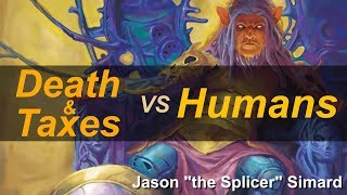 Death and Taxes vs Humans Ep.17 Pt.2 Modern MTG Gameplay February 2019