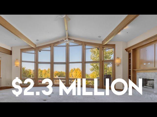 Inside a $2.3 MILLION Fixer Upper in Colorado | w/ #denverdyllan